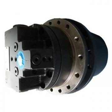 Nabtesco GM04-VA-A-11/21-2 Hydraulic Final Drive Motor