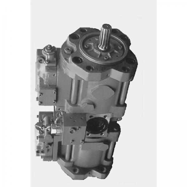 Komatsu 20T-60-78120 Hydraulic Final Drive Motor #1 image