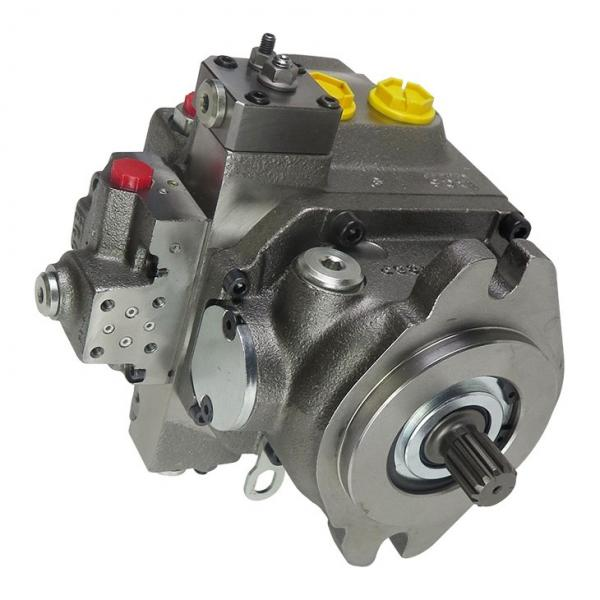 Komatsu PC100-6E Hydraulic Final Drive Motor #1 image