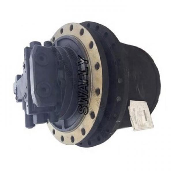 JCB 215 T4 Radial Hydraulic Final Drive Motor #1 image