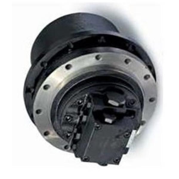 JCB 333/X6137 Reman Hydraulic Final Drive Motor #1 image