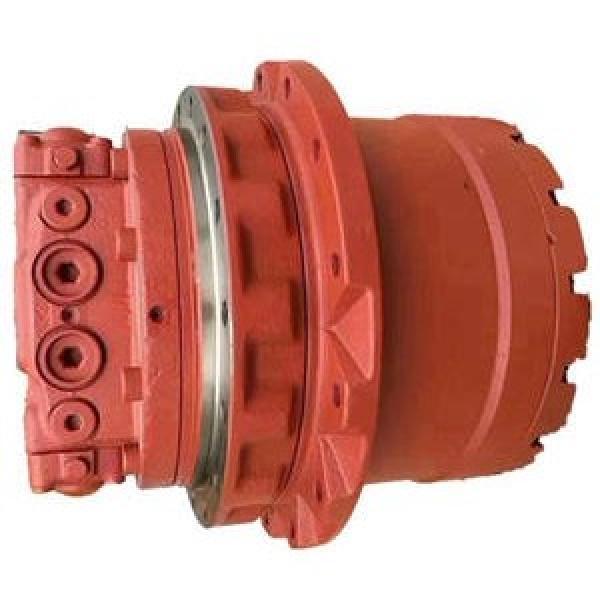 JCB 330 T4F Reman Hydraulic Final Drive Motor #1 image