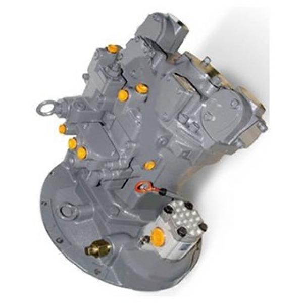 JCB JS70 MONO BOOM3250 Eaton Hydraulic Final Drive Motor #1 image