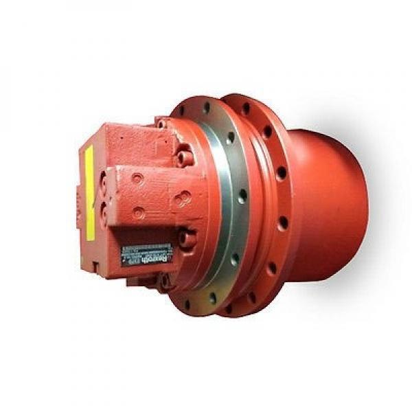 Ingersoll Rand 13320551 Reman Hydraulic Final Drive Motor #2 image