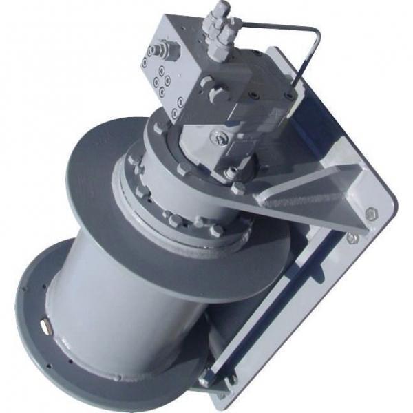 Ingersoll Rand 13320551 Reman Hydraulic Final Drive Motor #3 image